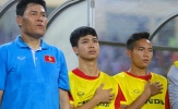 HLV thủ môn U23 Việt Nam bảo vệ Bùi Tiến Dũng