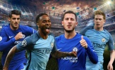 Góc BLV Quang Huy: Man City đè bẹp Chelsea; Man Utd vượt khó