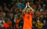CHÍNH THỨC: Sneijder chia tay ĐTQG Hà Lan