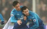 Mkhitaryan tự hào khi được chơi cùng Oezil