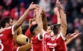 Robbery 'bay' cùng Lewy, Bayern vùi dập Hamburg không thương tiếc