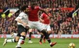 Eric Bailly xoay compa loại bỏ Salah khiến CĐV thán phục