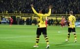 Batshuayi lập cú đúp, Dortmund 'nghẹt thở' giành thắng lợi phút bù giờ