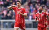 Sau vòng 26 Bundesliga: Siêu Lewy đưa Hùm xám gần chức vô địch