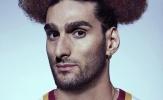 Marouane Fellaini khoe tóc mới cực kì 'khó đỡ'
