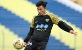 Thủ môn Tiến Dũng được HLV Bali United khen ngợi