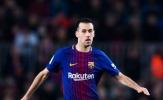 Barca nhận hung tin từ Busquets