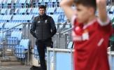 Gerrard thẫn thờ nhìn U19 Liverpool bị U19 Man City đánh bại