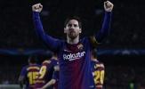 Đánh bại Chelsea, Barca cán mốc thành tích khủng tại Champions League
