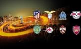 Điểm mặt 8 đội bóng tại tứ kết Europa League: Mỗi nước 1 đại diện
