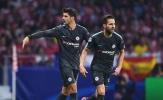 NÓNG: Tuyển TBN tập trung, Morata & Fabregas bị loại