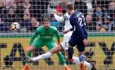 TRỰC TIẾP Swansea 0-3 Tottenham: Eriksen có cú đúp (KẾT THÚC)