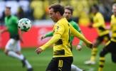 Highlights: Dortmund 1-0 Hannover (Vòng 27 Bundesliga)