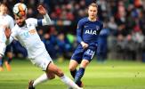 Highlights: Swansea 0-3 Tottenham Hotspur (Tứ kết FA Cup)