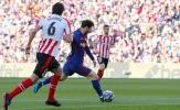 TRỰC TIẾP Barcelona 2-0 Bilbao: Bilbao vùng lên (KẾT THÚC)