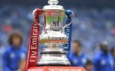 Bốc thăm bán kết FA Cup: Quỷ đỏ đấu Gà trống