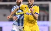 Giorgio Chiellini dính chấn thương, Juventus lo sốt vó