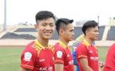 Phan Văn Đức ghi điểm với trợ lý của HLV Park Hang-seo