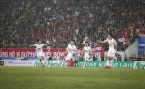 Sức nóng trên khán đài tiếp tục lan tỏa ở vòng hai V-League