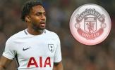 Mâu thuẫn với Luke Shaw, Mourinho ép ban lãnh đạo duyệt chi 50 triệu bảng cho hậu vệ trái Tottenham