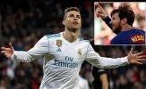 Ronaldo đánh cược sẽ vượt Messi đoạt 'Chiếc giày vàng'