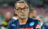 Gia hạn hợp đồng với Napoli, Chelsea hết cửa đón Sarri