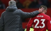 Jose Mourinho đang 'giết chết' Luke Shaw