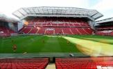Anfield tiếp tục được nâng cấp, lên hơn 60.000 chỗ