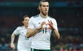 Bale lập hattrick, Xứ Wales nhấn chìm Trung Quốc tại Nam Ninh
