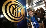 Bị tuyển Argentina bỏ rơi, Icardi giải sầu cùng fan Inter