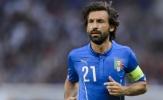 Pirlo sẽ tham gia công tác huấn luyện của tuyển Italia