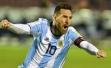 Tại sao Messi không chọn đội tuyển Italy?