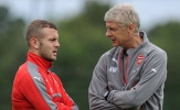 Wilshere tiết lộ sốc về lời dặn dò của Wenger