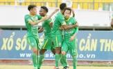 XSKT Cần Thơ 2-1 Becamex Bình Dương (Vòng 3 V-League 2018)