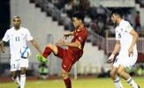 Vắng tiền đạo số 1, Jordan vẫn tự tin đối đầu Việt Nam