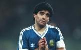 25 pha bóng chỉ Maradona làm được