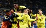 Dẫn trước 2 bàn, Pháp vẫn gục ngã trước Colombia