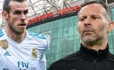 Ryan Giggs khuyên Bale ở lại Real Madrid
