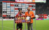 'Messi Thái' gây tiếng vang ở Nhật Bản