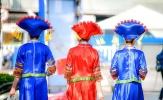 Muôn mặt sắc màu China Cup 2018