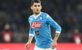 Sao Napoli bắn tín hiệu, Man Utd và Arsenal mừng ra mặt