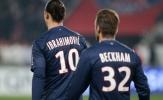 Beckham đã nói gì để Ibrahimovic đến LA Galaxy?