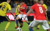 Màn trình diễn của Alexis Sanchez vs Thụy Điển