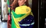 Izabel Goulart - fan nữ nóng bỏng nhất tại World Cup 2018?
