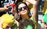 Dàn WAGs cực chất của tuyển Brazil