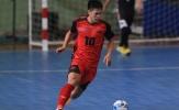 Nguyễn Đắc Huy - Ngôi sao Futsal trưởng thành từ giải VUG