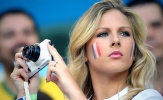 Đọ WAGs tại bán kết Champions League: Real không đối thủ