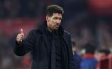 Atletico thiệt quân, Simeone vẫn rất bình thản