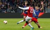 Phòng thủ như mơ ngủ, Arsenal suýt bị loại trên đất Nga