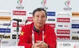 Rời Asian Cup, HLV Mai Đức Chung quyết làm lại tại AFF Cup